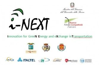 "i-NEXT - Bando PON ""Smart Cities and Communities"" del Ministero dell'Istruzione, Università e Ricerca"