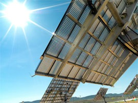 Concentrated PV systems by Soitec